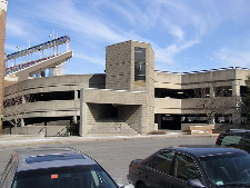 Boston College - Parking Garage